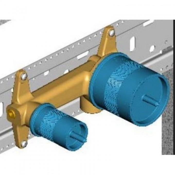 Скрытая монтажная часть для настенного смесителя для раковины IDEAL STANDART STRADA A5948NU